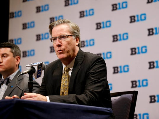 NCAA Basketball: Big Ten Media Day