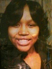 Renisha McBride was shot in Dearborn Heights when she had gone to the house seeking help after being involved in a car accident several blocks away. McBride was killed early Saturday, Nov. 2, 2013.