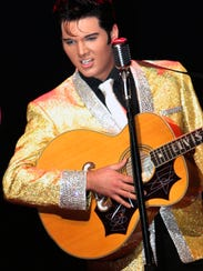 Cody Slaughter delivers the ultimate Elvis tribute