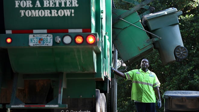 Waste Pro will have another crack at being the county's trash service vendor after their contract was renewed for the next three years