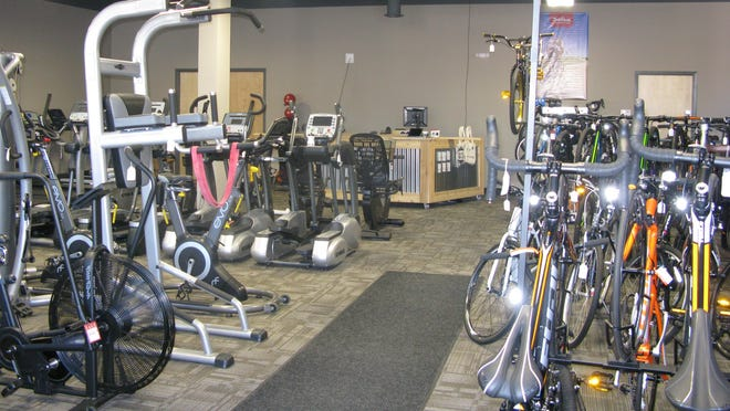 """""""Rocheaster Fitness and Cycling"""" provides certified repair services for fitness equipment and bycicles."""