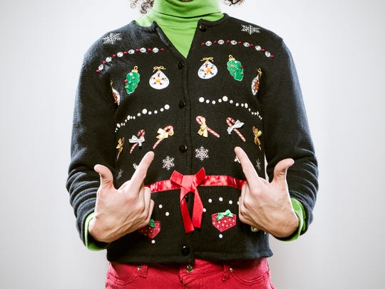 Nosh is hosting its fifth annual Tacky Sweater Party, a fundraiser for the CURE Childhood Cancer Association, Dec. 5.