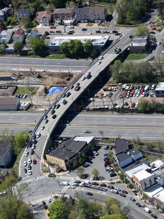 Ashford Avenue bridge