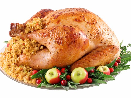 Chompie's Thanksgiving to-go dinners feed 12-15 and