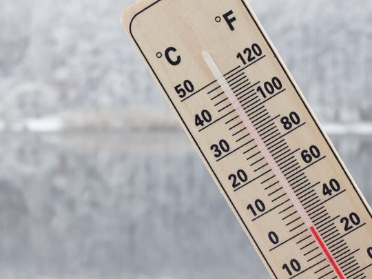 Hypothermia is an unusually low body temperature that is brought
