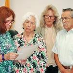 County recognizes Sgt. Willie Estrada's heroism