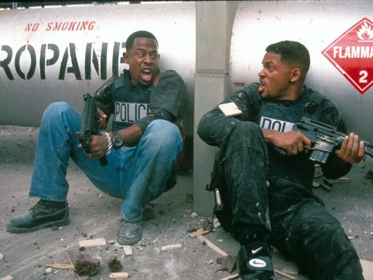 Bad Boys, 1995. Directed by Michael Bay. © Don Simpson/Jerry