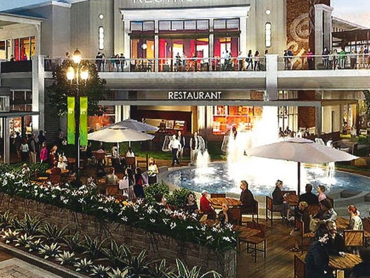 Artist rendering of King Station, a hotel, restaurant