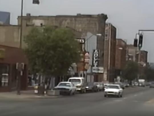 Nashville in 1994 - Lower Broadway