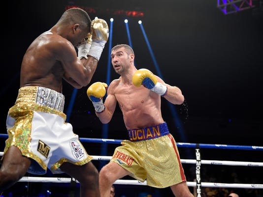 Lucian Bute tests positive for banned substance Ostarine following