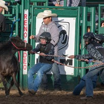 Photos: Sunday night's action at the 2018 Reno Rodeo