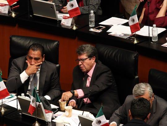 Morena propondrá en el Senado una reforma constitucional