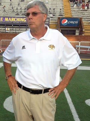 Watson Brown just completed his ninth season as the football coach at Tennessee Tech.