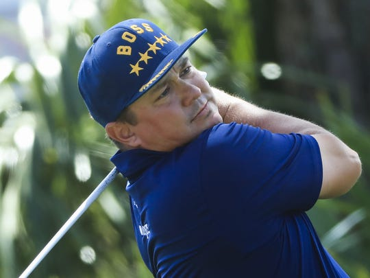 PALM BEACH GARDENS, FL - FEBRUARY 24:  Jason Dufner