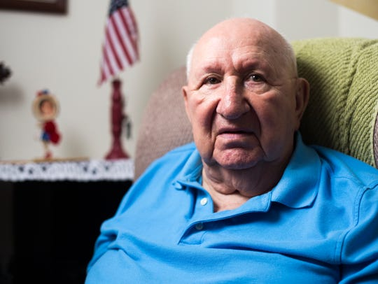 Sgt. Matthew Murphy, 92, of Binghamton, was a Prisoner