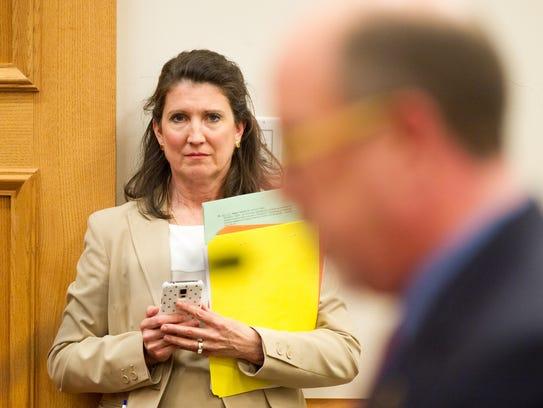 Rep. Susan Lynn, R-Mt. Juliet, called transgenderism