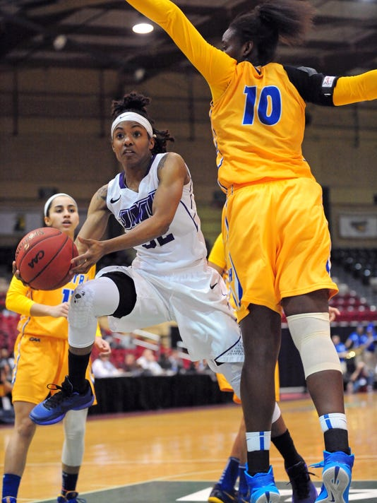 NCAA Womens Basketball: Colonial Conference Tournament-Hofstra vs James Madison