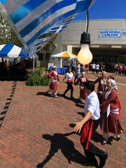 The Anderson Greek Festival returns to the Civic Center this weekend.