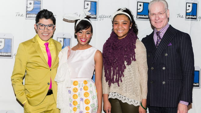 Project Runway S Tim Gunn And Mondo Guerra To Host Local Fashion Show