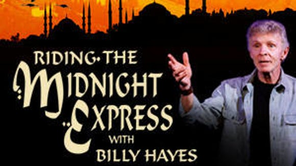 """""""Riding the Midnight Express"""""""