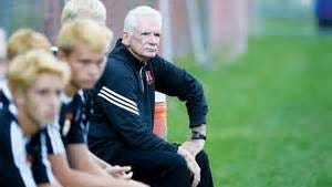 Gary Thomas coached boys soccer at Hackettstown for 30 years. Courtesy Bobby Grauso