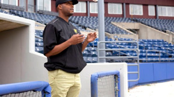 New Sussex Miners manager Bobby Jones (Photo courtesy Sussex Miners)