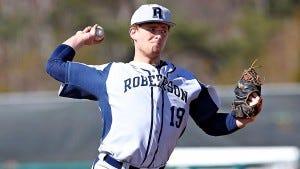 Roberson alum Katon Harwood is a rising senior at Furman.