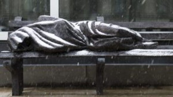 Controversial Homeless Jesus Sculpture Coming To More Us Cities