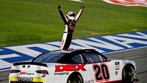 Harrison Burton (NASCAR photo)
