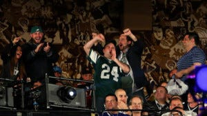 USA Today photo: Jets fans displeased, again.