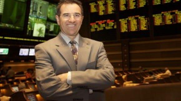Wynn Las Vegas' sports book boss, John Avello.
