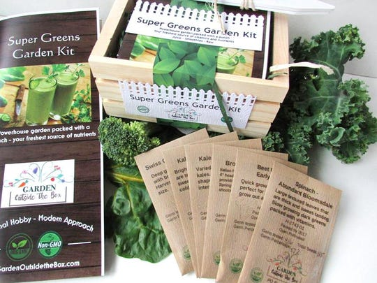 Mothers day Seed kit Garden Outside the Box[12553]