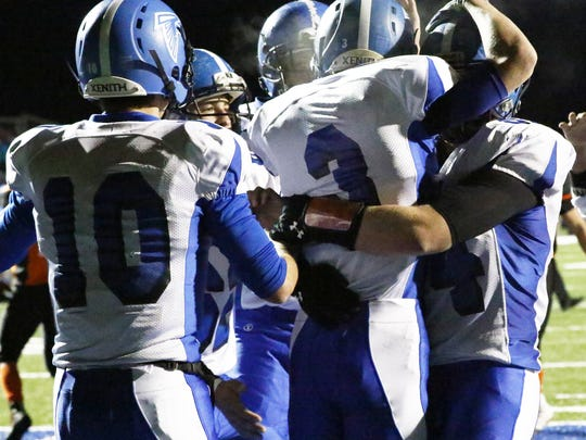 Amherst will look to celebrate a third WIAA Division 5 state championship in five years when it meets Cedar Grove-Belgium in the state title game at 4 p.m. Thursday at Camp Randall Stadium in Madison.