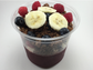 Naturally Sweet | Serves: Fruit smoothies and açai