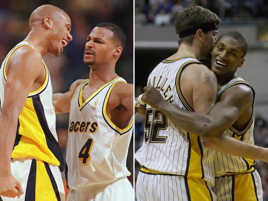 Jalen Rose and Travis Best were packaged in a deal