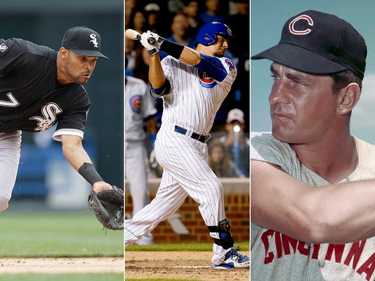 IU baseball players MLB debuts