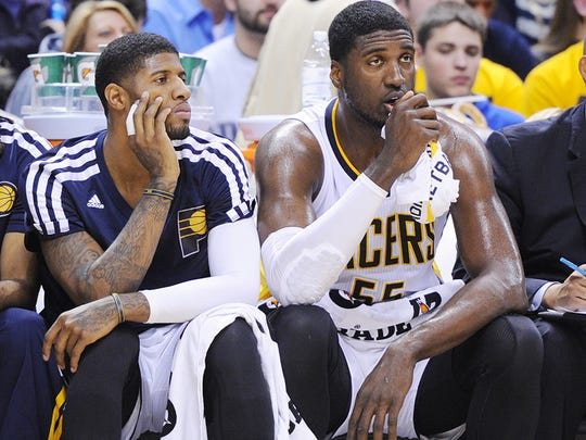With Roy Hibbert developing and Paul George drafted
