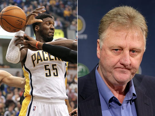 Roy Hibbert's time in Indiana will come to an end after