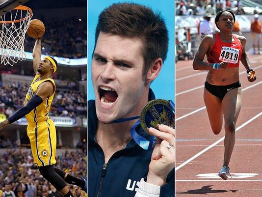 16 Indiana athletes to watch in Olympics