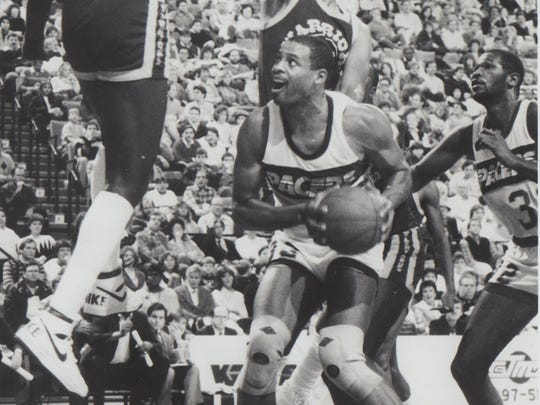 Clark Kellog's rookie season for the Pacers in 1982 was among the best in NBA history.