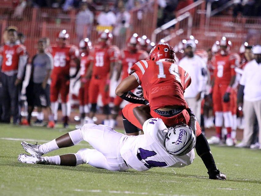 Ben Davis vs. Pike high school football sectional