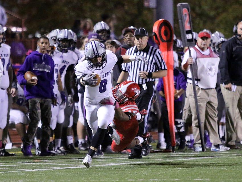Ben Davis vs. Pike high school sectional football