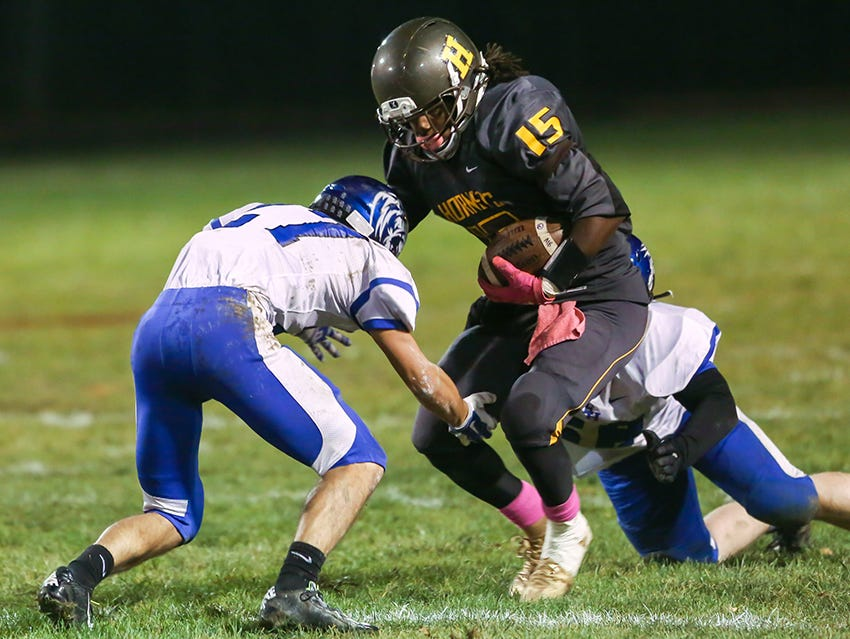 Howe pulled off the upset of No. 2 Eastern Hancock Friday night.