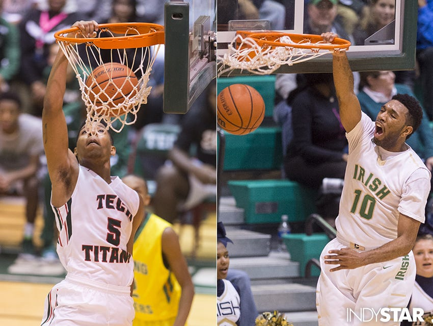 Tech will take on Cathedral in the City championship for the third straight year.