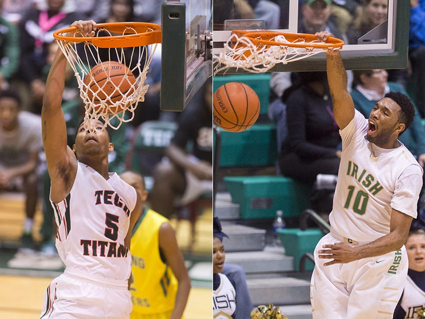 Tech will take on Cathedral in the City championship Monday night at Tech.