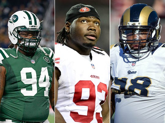 Run stuffers are always in demand and Damon Harrison is one of the best.