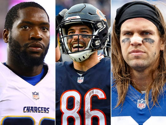 Can the Colts afford to keep Coby Fleener and Dwayne Allen?