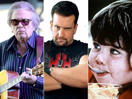 L to R: Don McLean, Tommy Dreamer and John Gilchrist.