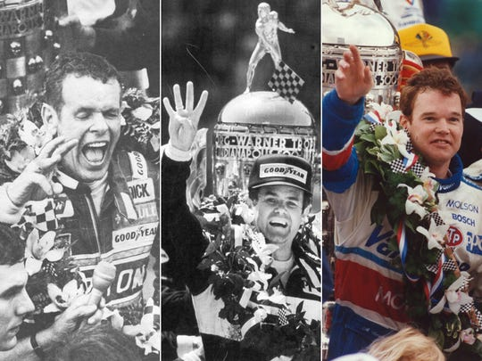 Bobby Unser won the Indianapolis 500 on May 24, 1981. Al Unser won on May 24, 1987. Al Unser Jr. won on May 24, 1992.