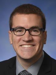Rep. Aaron Miller